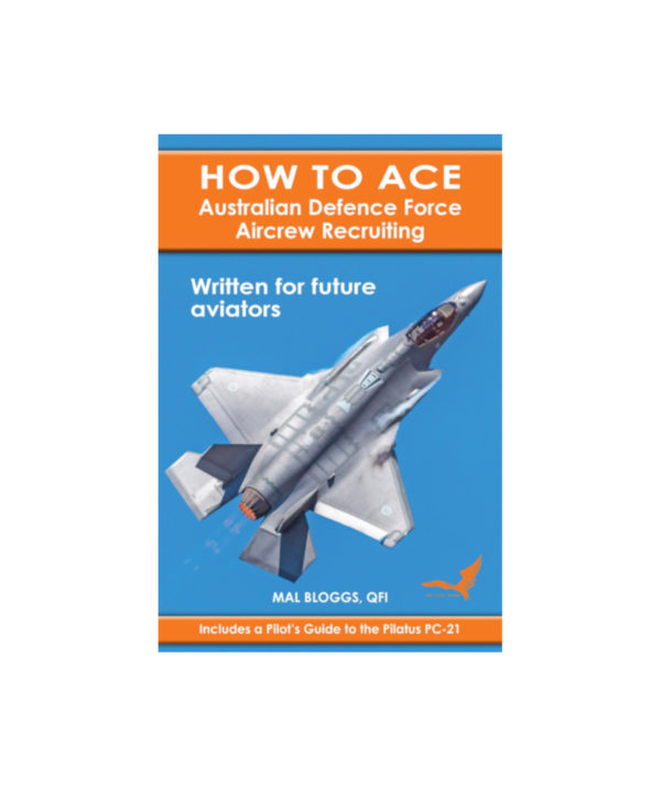 An eBook that will help you ace ADF aircrew recruiting